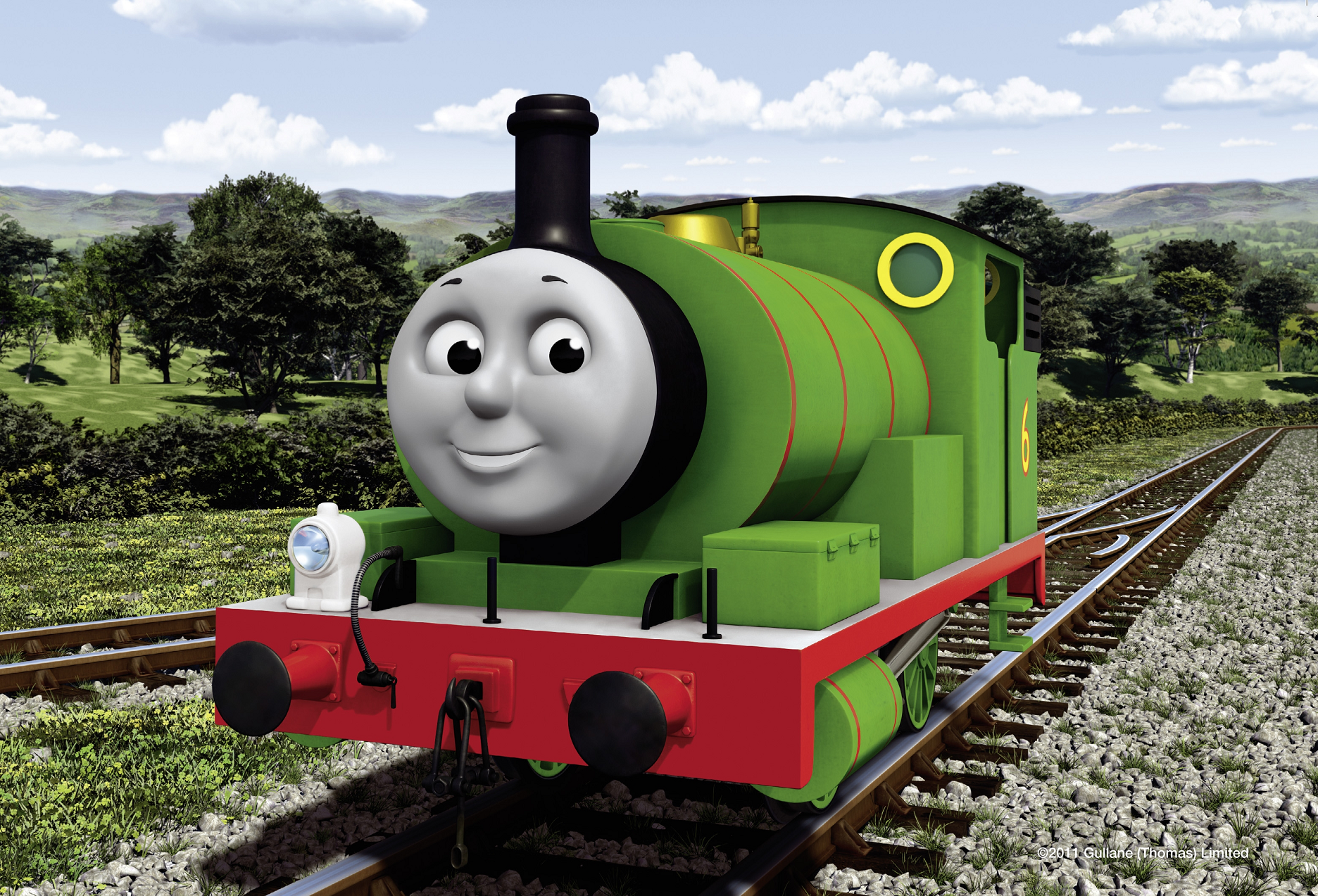 Percy For Washer Dryer And Present Train Thomas And Friends