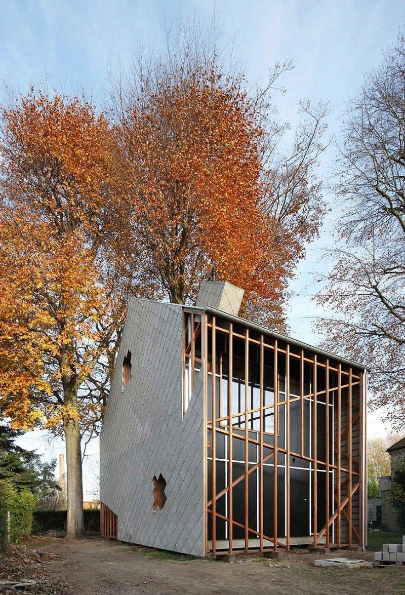 House Bern Heim Beuk by Architecten De Vylder Vinck Taillieu | HomeDSGN