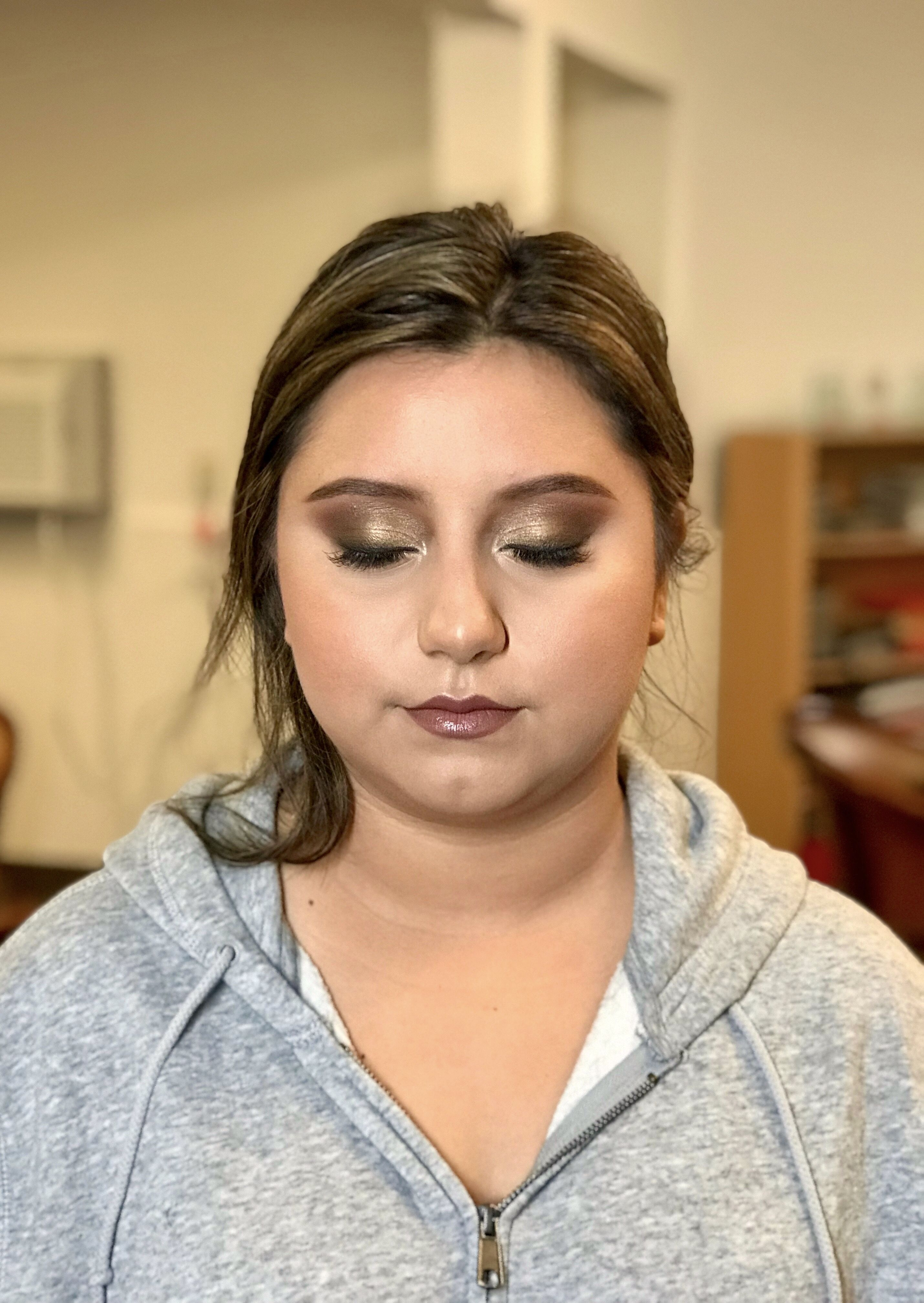 Bridesmaid Makeup Bridesmaid makeup, Bridal makeup