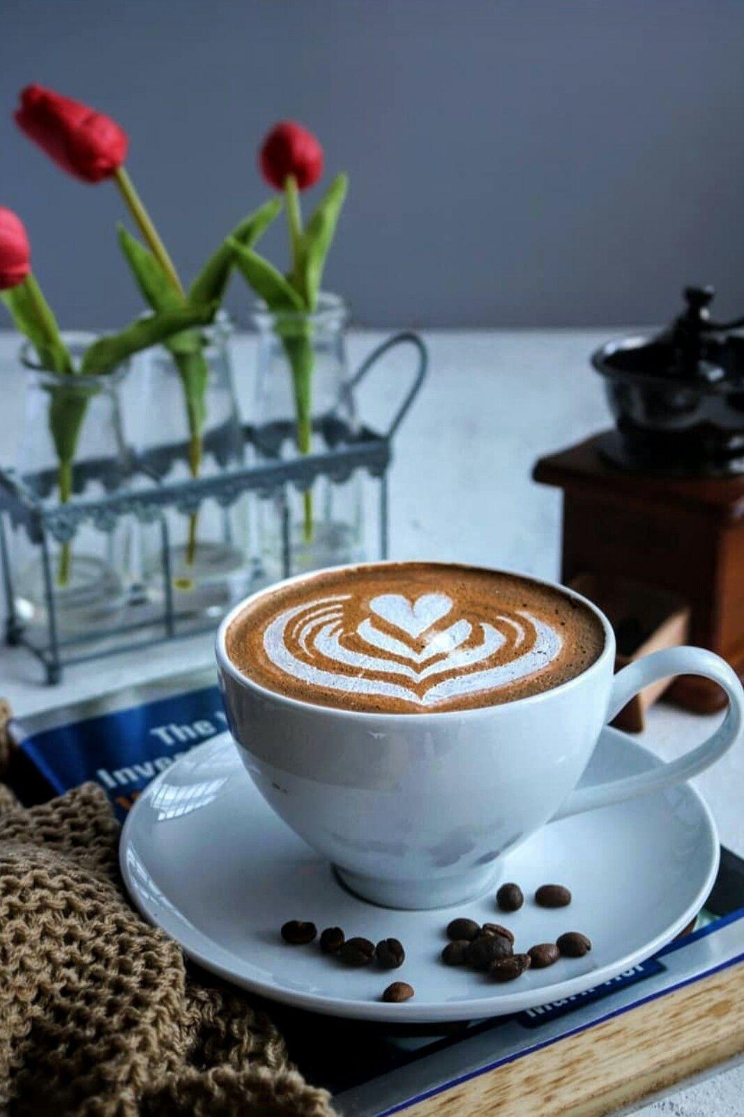 Открытки с добрым утром с кофейной тематикой