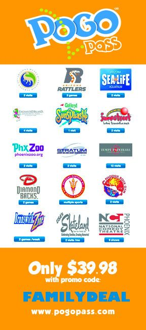 Phoenix zoo promotional code