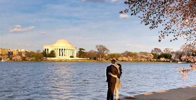 Romantic things to do in dc