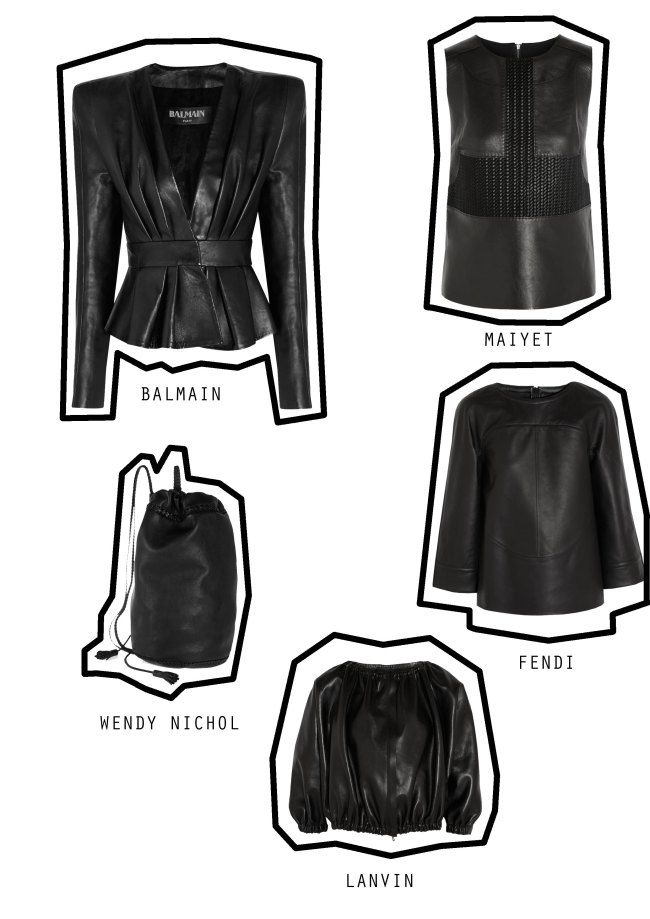 cravings and savings-leather fw'13