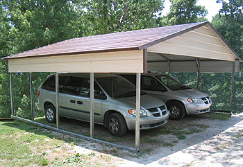 2 Car Carports From A Trusted Source Browse Create And Buy Online Carport Double Carport 2 Car Carport
