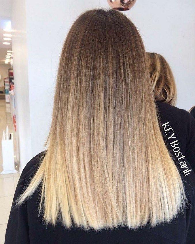 60+ riflessi Balayage super luminosi e colori dei capelli # Acconciatura per donna #Balayage … – #balayage …