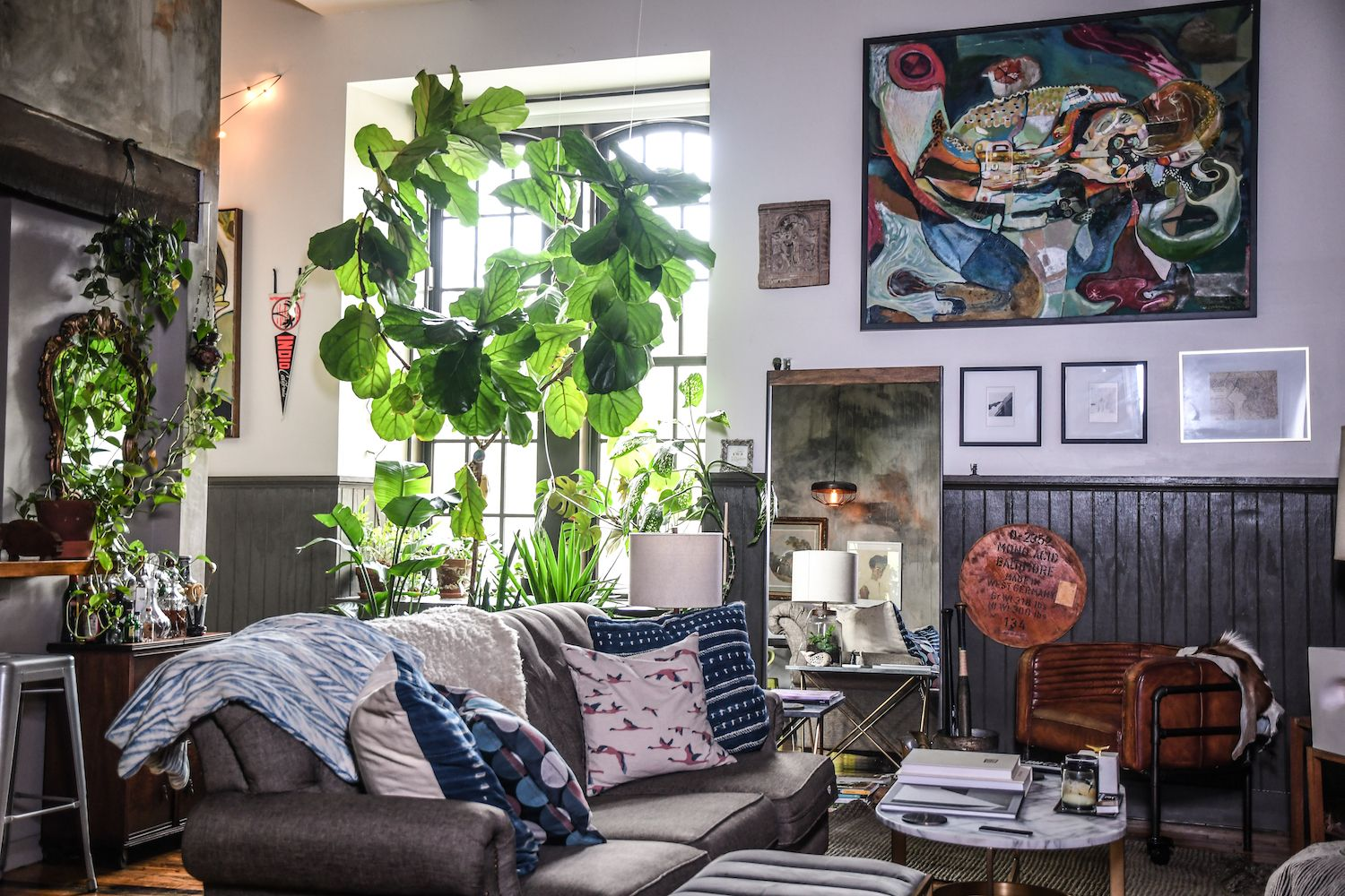 This Apartment Is A Plant Lover S Dream Gravity Home Home