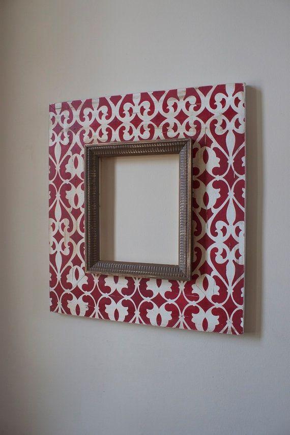 Pin de Megan Brasington en wall art and frames | Pinterest | Marcos ...