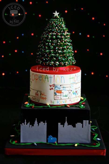 Home Alone 2 Lost In Ny For Bake A Christmas Wish Home Alone Christmas Movie Cakes Christmas Wishes