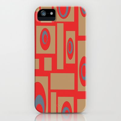 Clifford iPhone Case by Crash Pad Designs - $35.00