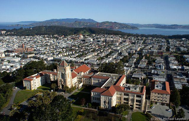 University Of San Francisco Usf University Of San Francisco San Francisco University