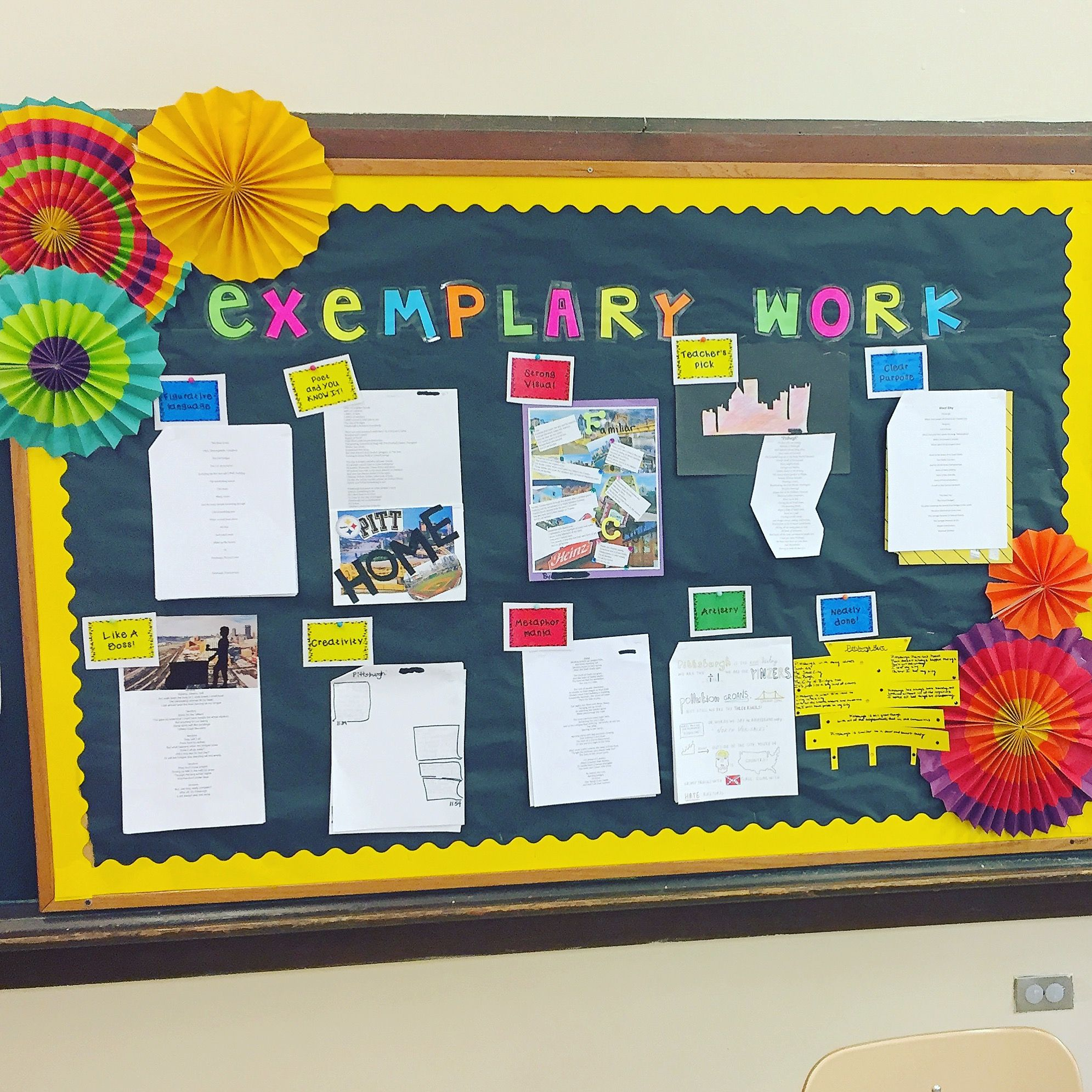 Exemplary Bulletin Board From My Classroom Check Out My Ig