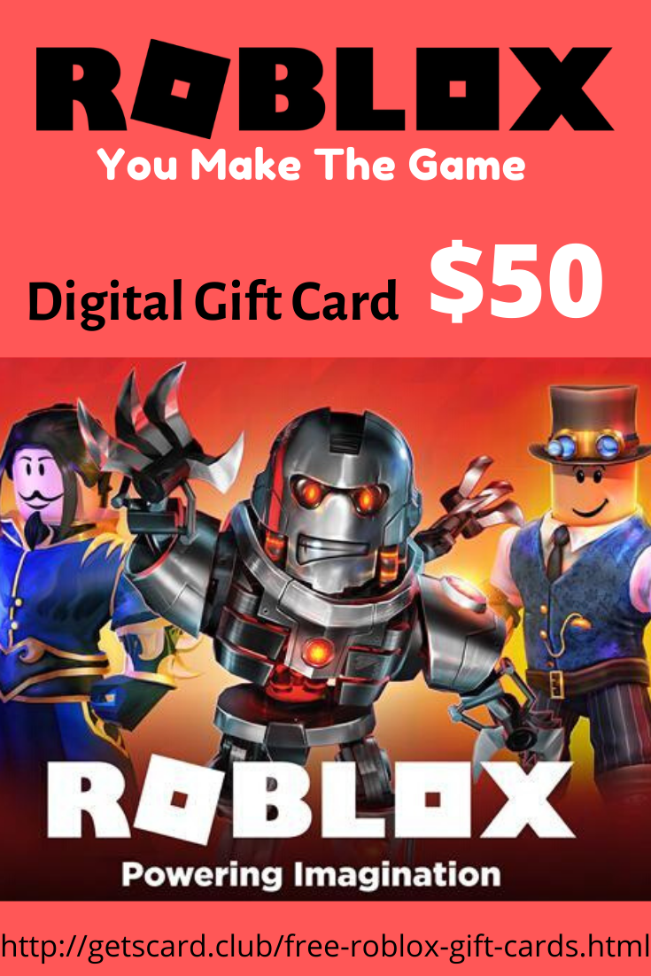 Redeem Your Roblox Gift Card With Your Monile Tablet Or Desktop