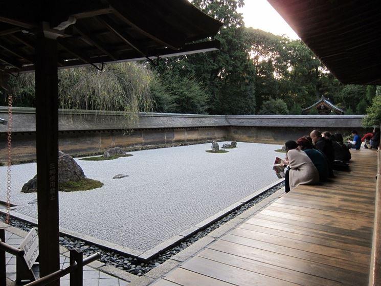 tempio di ryoanji kyoto
