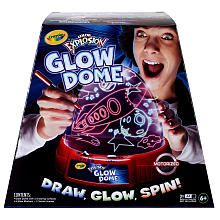 Crayola Color Explosion Glow Dome Cvi Light It Up Crayola Toys Glow Drawing For Kids