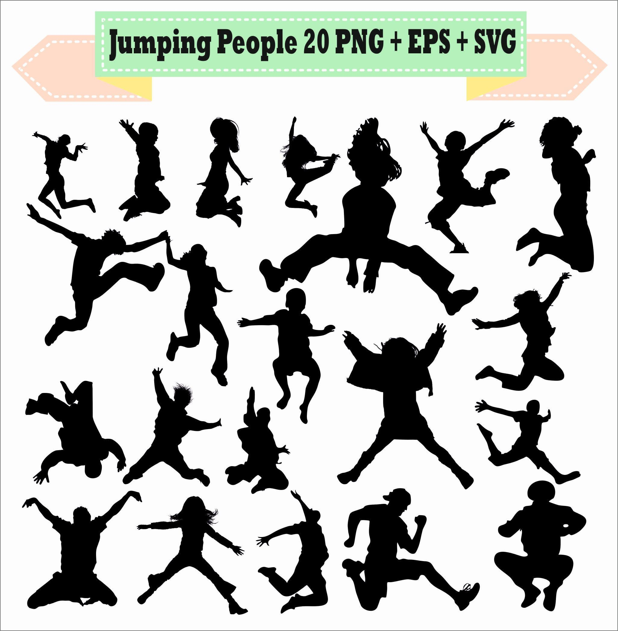 Jumping People Parkour Child Jump Stadium Sport Leaping