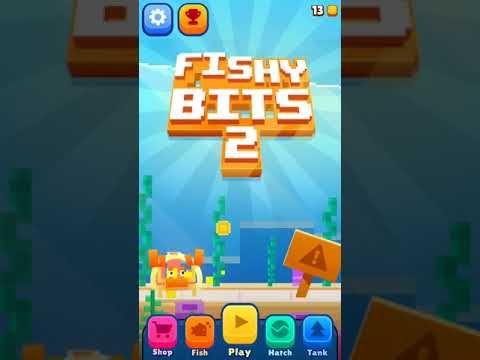 fishy bits 2 ios gameplay youtube game animation walkthrough