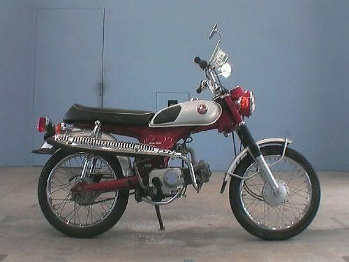 Honda Cl 50 Ebay Honda Motorcycles Honda Motorcycle