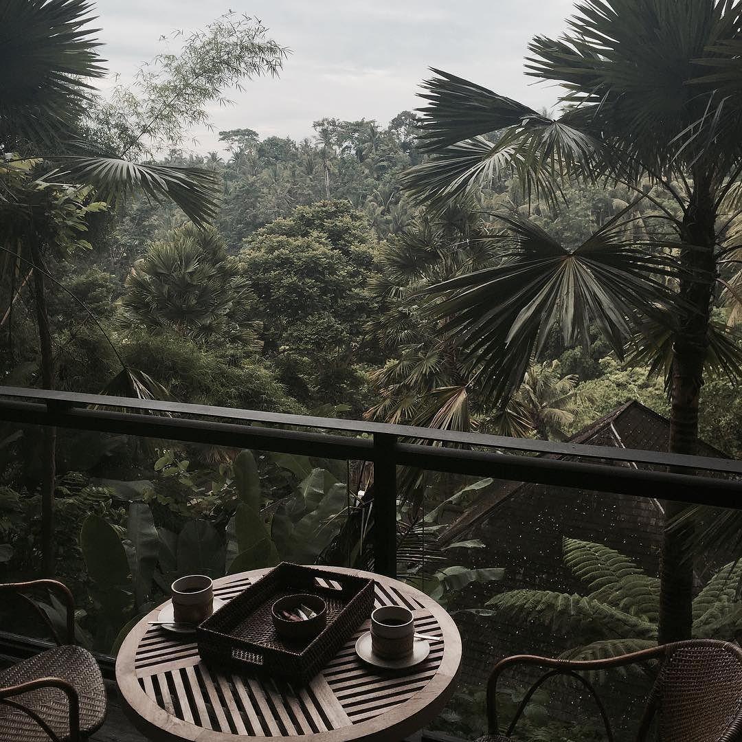 morning coffee  #Bali #BismaEight #Ubud #발리 #우붓 #비스마에이트 by i_am_ully
