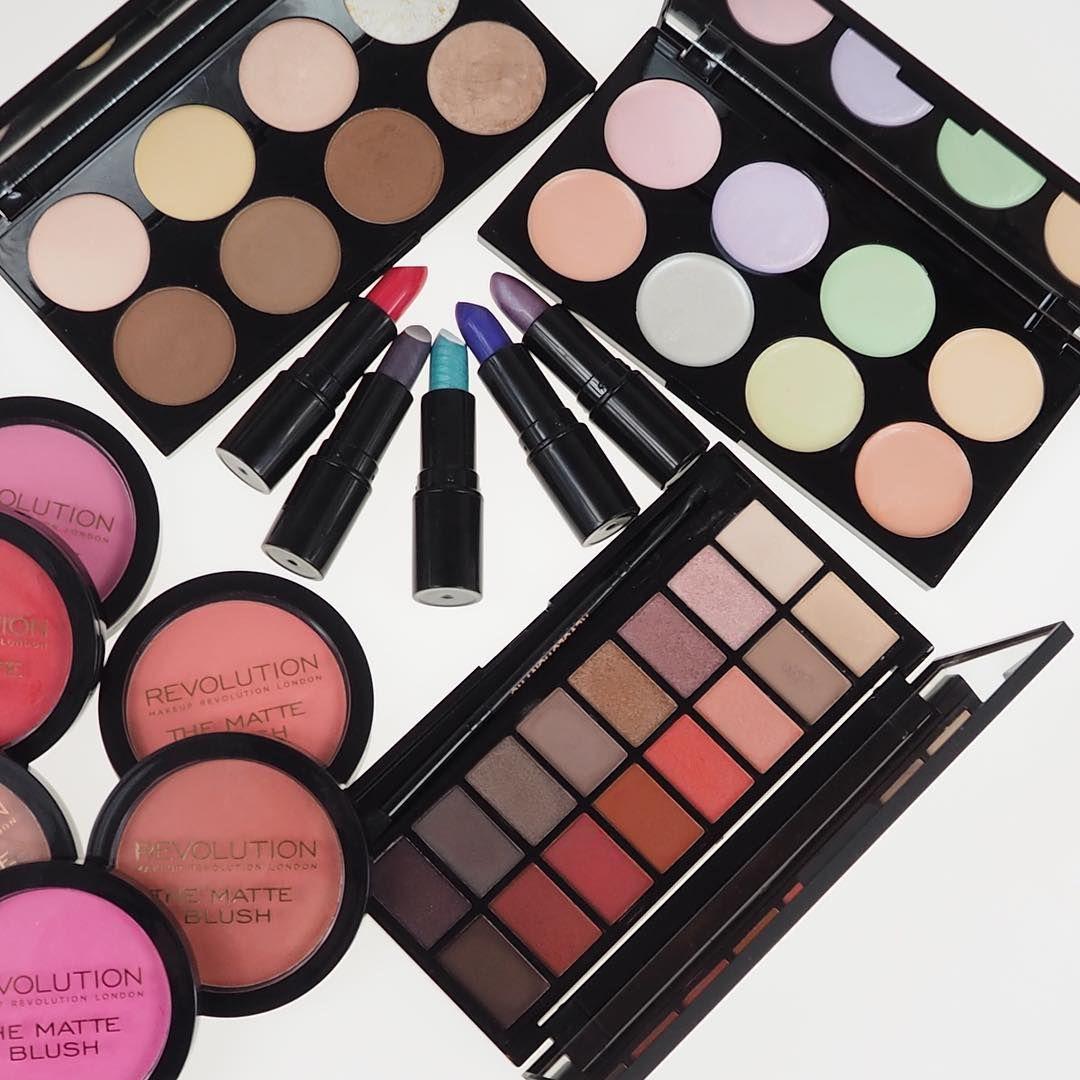 Makeup Revolution Cosmetics ♡♥♡♥♡♥ makeup beauty