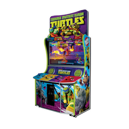 Buy Teenage Mutant Ninja Turtles Arcade by Raw Thrills
