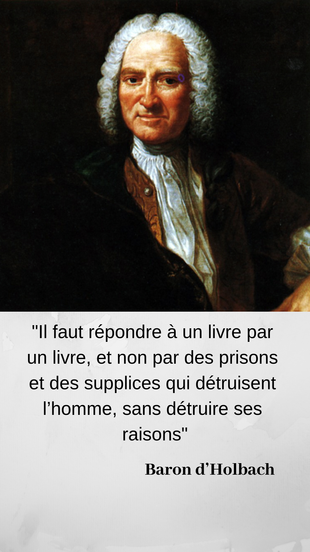 Pour Echapper A La Censure Les Encyclopedistes Utilisent Une Ruse Habile Savez Vous Laquelle Paroles De Sagesse Persecution Citation