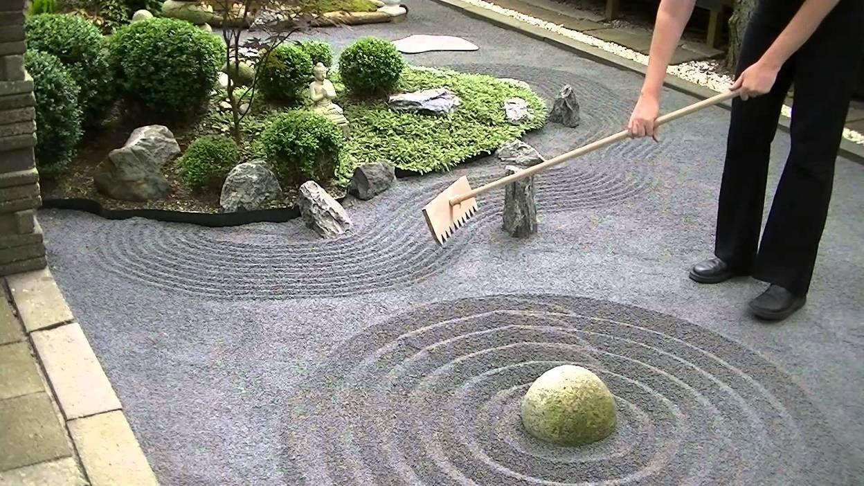 Diy Japanese Zen Rock Garden Japanese Rock Garden Zen Garden