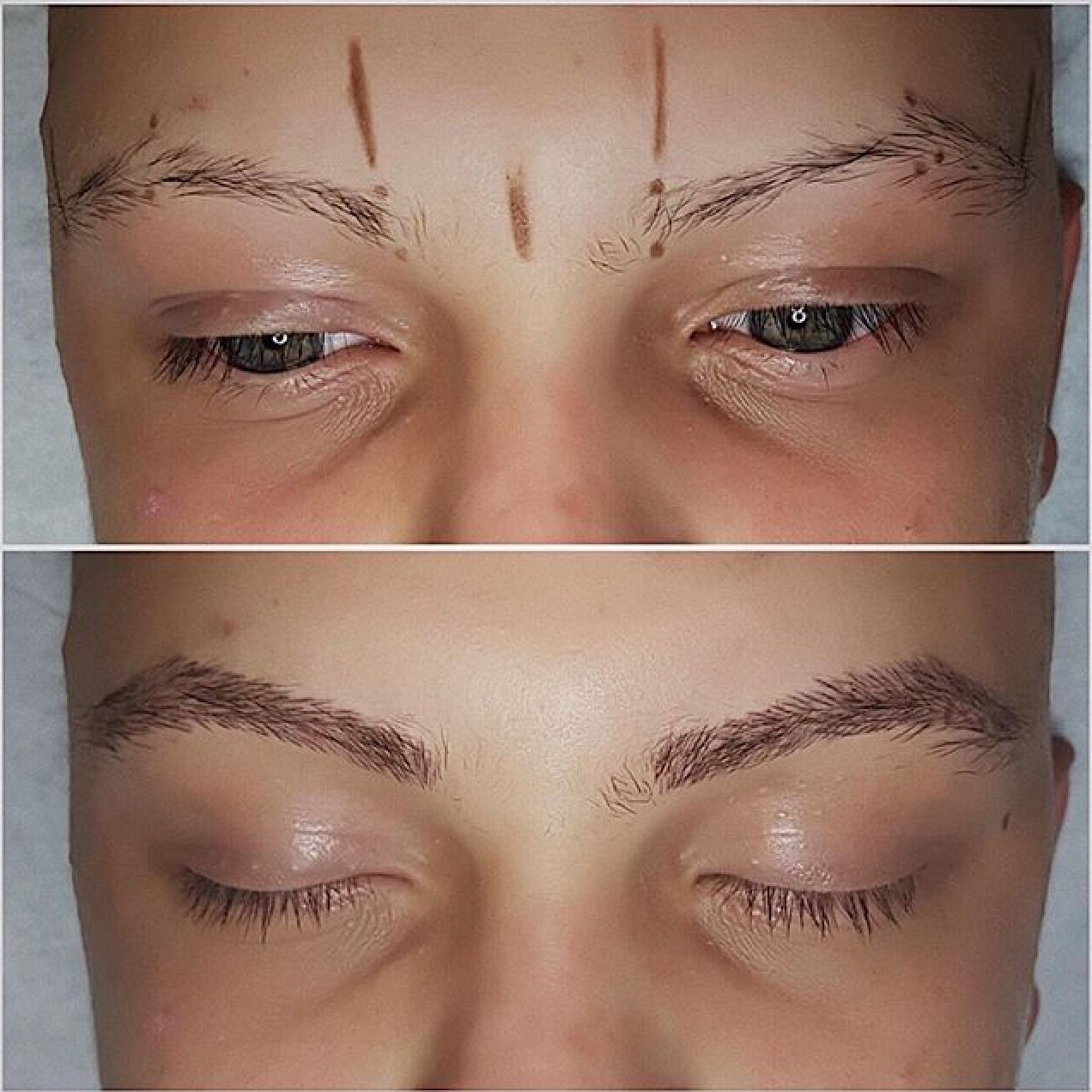 Love this microblading job done by bliss_studiojhb on