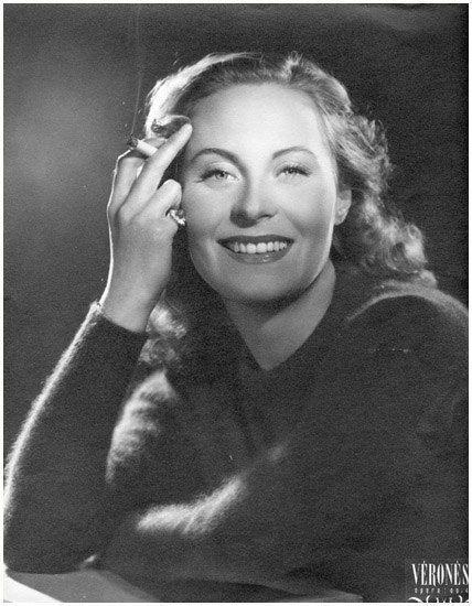 December 20, 2016 - Michèle Morgan (actress) died at age 96 in Meudon, Hauts-de-Seine, France