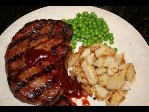 طريقة عمل ستيك اللحم Meat Recipes Steak Foodie