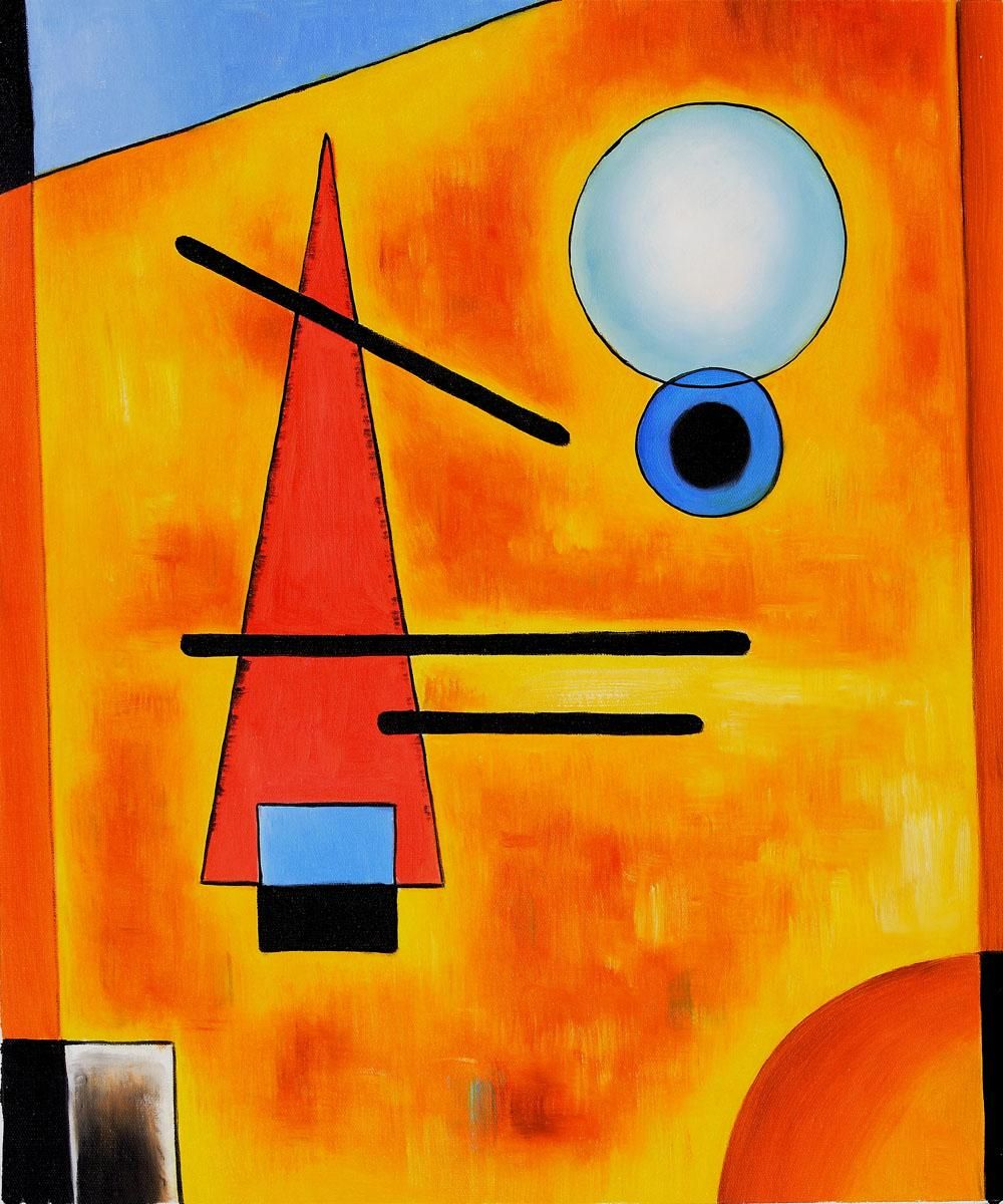 https://www.google.co.uk/search?q=  Kandinsky ArtPainting AbstractArt ...