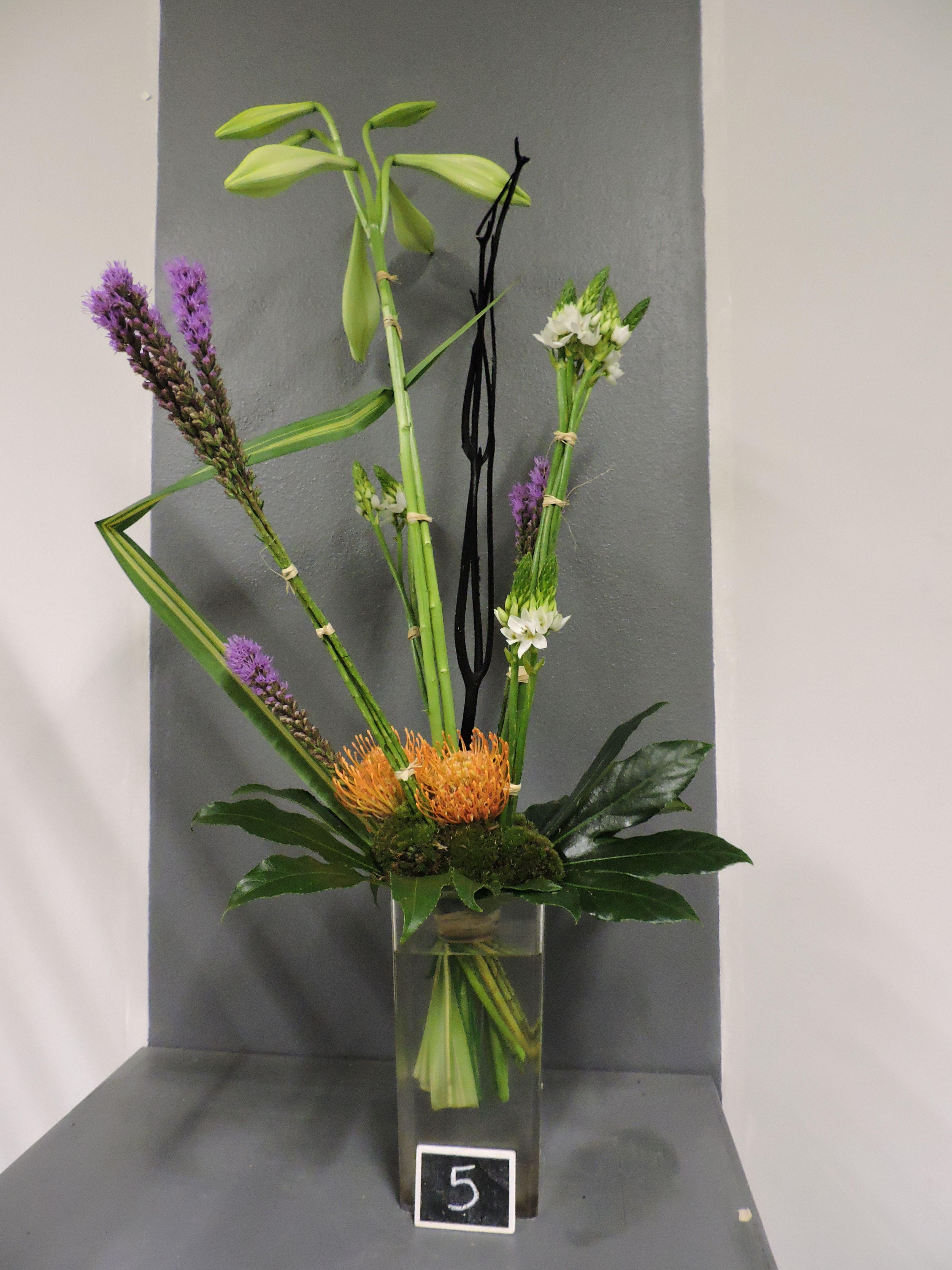 premier bouquet de style lin aire expression verticale pour les cap 1 re ann e janvier 2016 cfa. Black Bedroom Furniture Sets. Home Design Ideas
