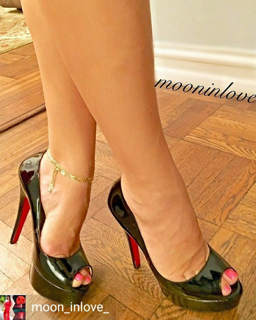 Hotwife high heels