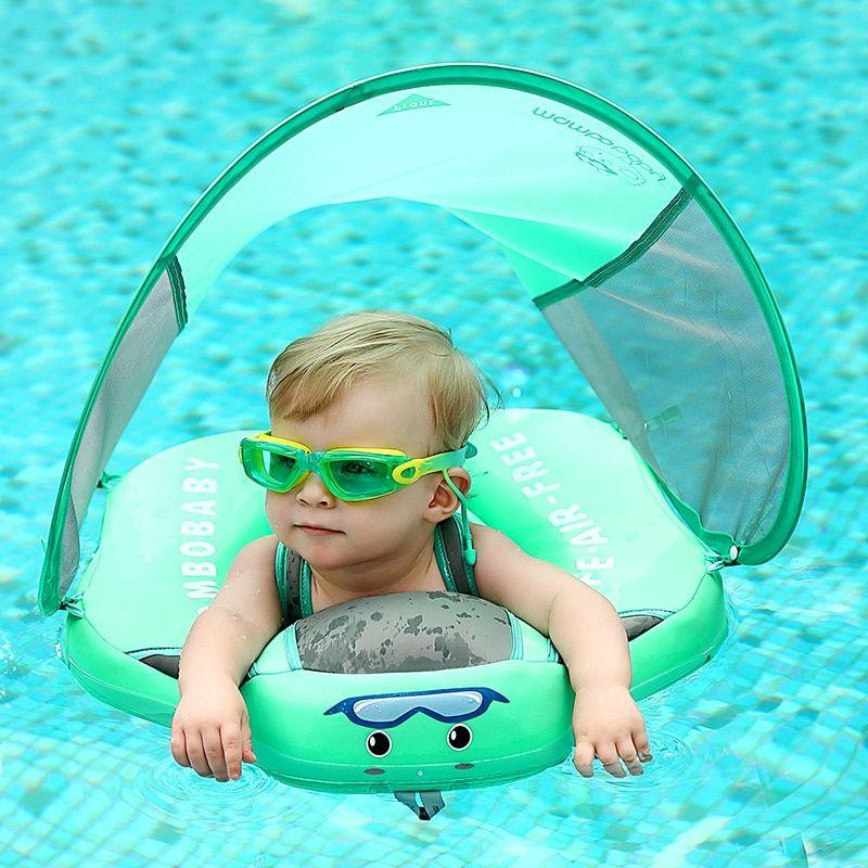 Mambo Baby Swim Ring Float Swimming Pool Toys Baby Float Baby Swim Float
