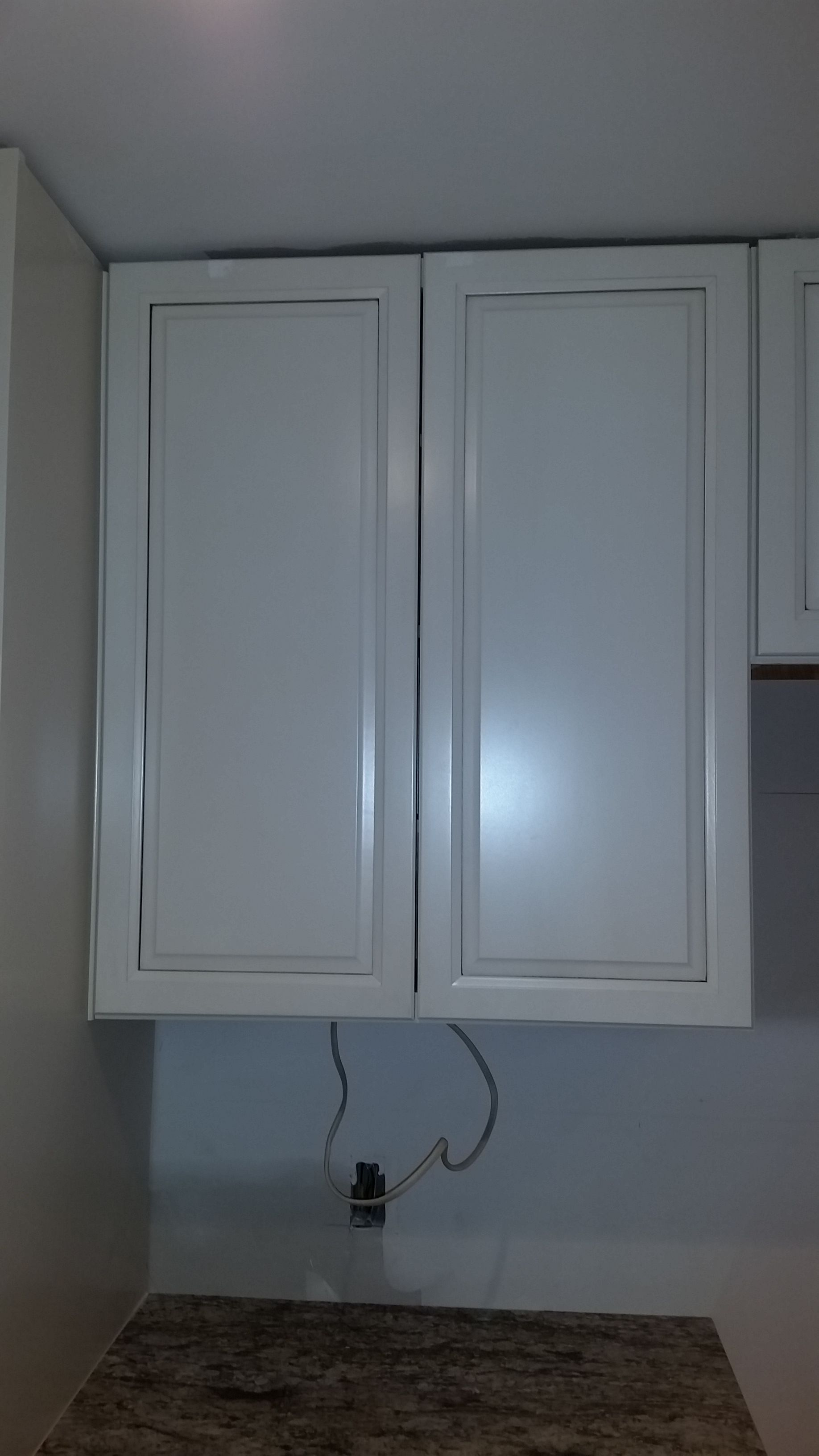 Best A Close Up Of Our Cabinets Kraftmaid Vantage Cabinets In 640 x 480