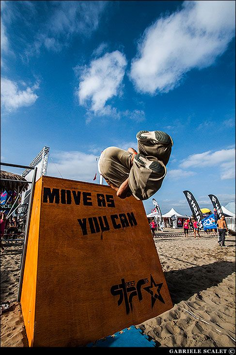 move as you can   Parkour   Gabriele Scalet