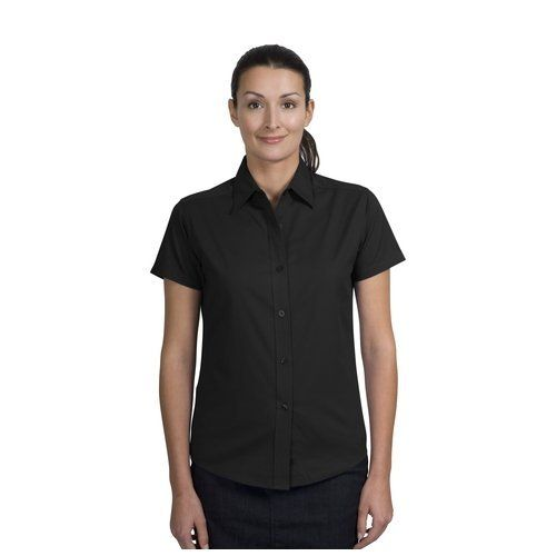 53211ef7 Port Authority - Ladies Short Sleeve Easy Care Shirt. Port Authority. $19.23