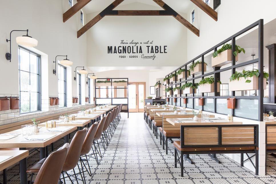 a delicious fixer upper chip and jo 39 s magnolia table restaurant shop around the corner. Black Bedroom Furniture Sets. Home Design Ideas