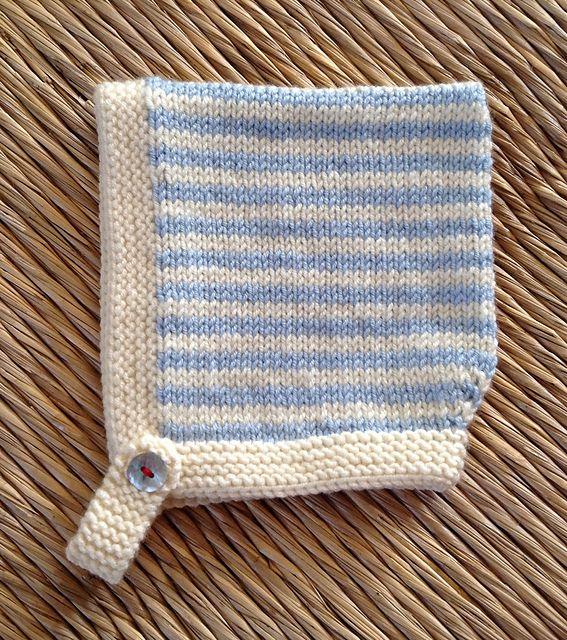 Gift Wrap Bonnet pattern by Carina Spencer | Pinterest