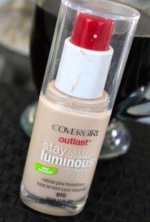 Atlantan Beauty: Cover Girl Outlast Stay Luminous Foundation #makeup #beauty