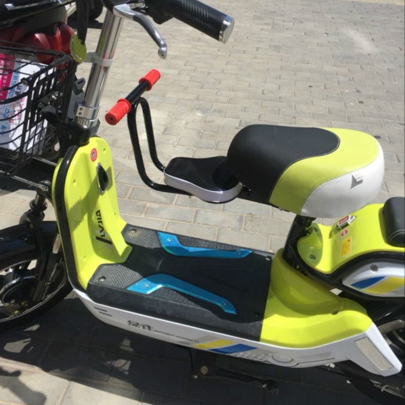 Scooter Baby Bicycle Seat Kids Child Front Baby Seat Bike