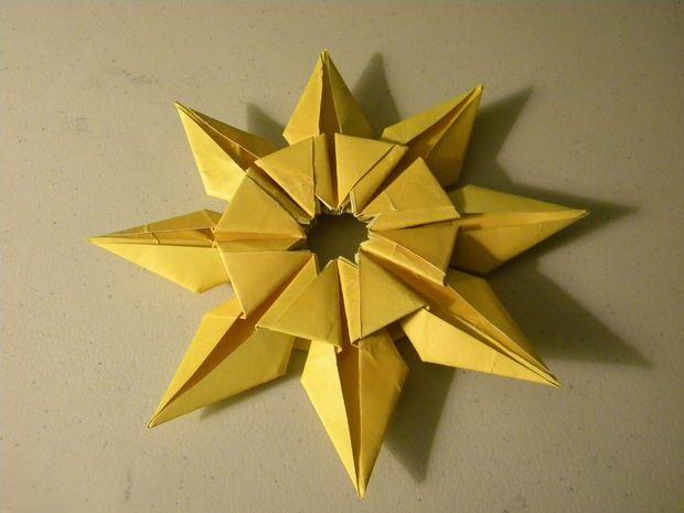 Picture of Origami Sun