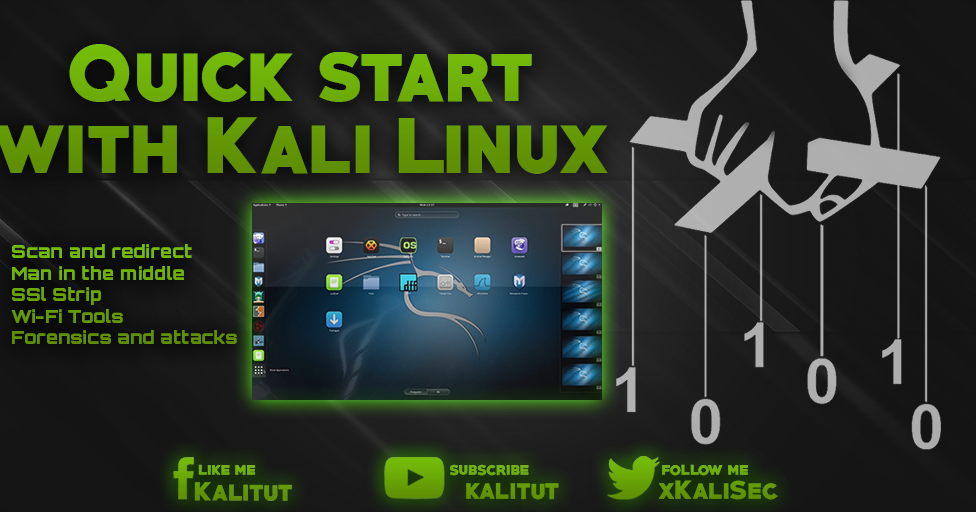 Quick Start With Kali Linux Blackhat Seo Infosec Security