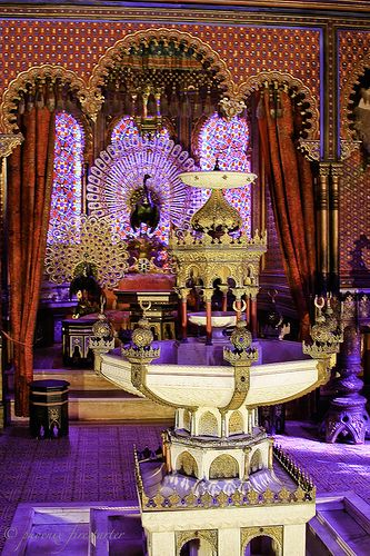 The Peacock Room Fit For A King And Queen Germany Castles Linderhof Palace Neuschwanstein Castle