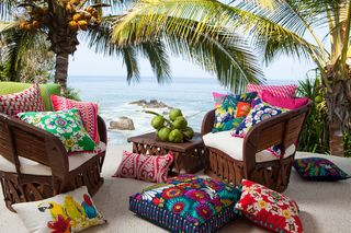 Kas International Pty Ltd Tropical Patio Tropical Decor Outdoor Furniture Sets