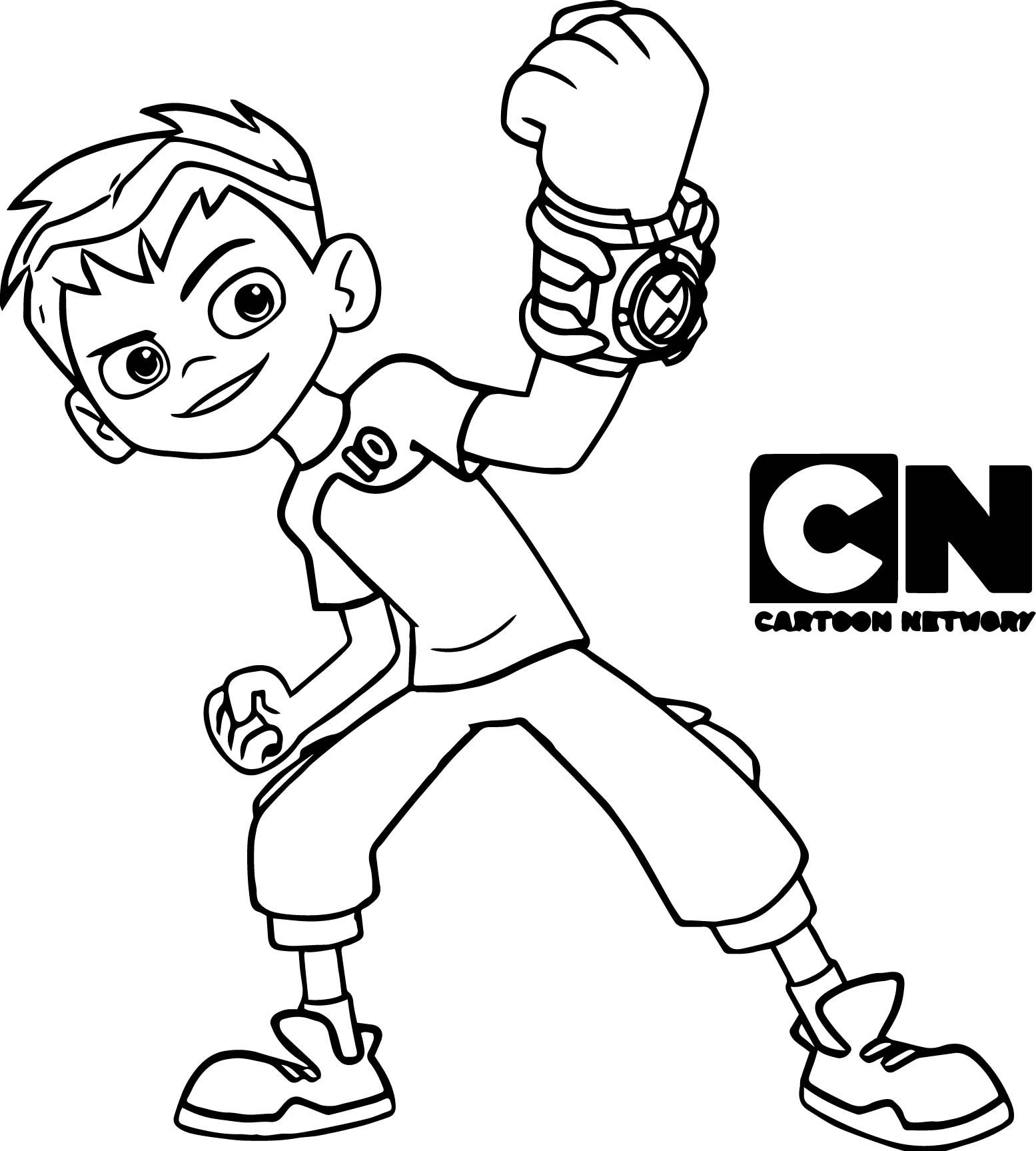 Awesome Ben 10 Power Coloring Page Lego Coloring Pages Coloring