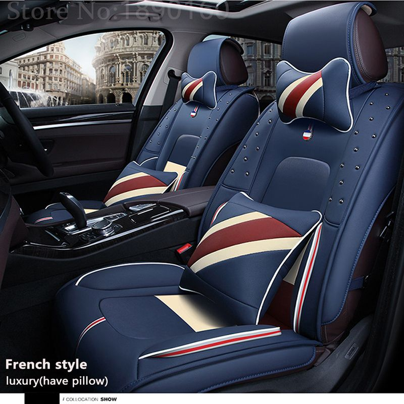 Front Rear Special Leather Car Seat Covers For Toyota Corolla Camry Rav4 Auris Prius Yalis Avensis Su Leather Car Seat Covers Leather Car Seats Car Seats