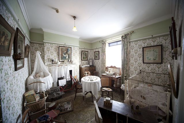 The Real Thing Victorian Edwardian Nursery