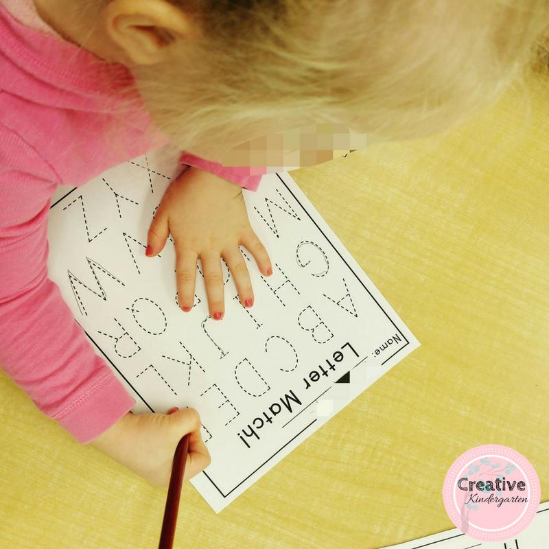 Letter and Phonics Activities for Kindergarten | Kindergarten ...