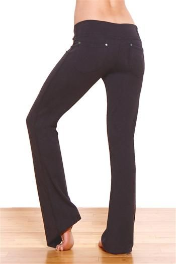 """33 Ultra Cozy Bedroom Decorating Ideas For Winter Warmth: 33"""" Jean Style Lounge Fit Black Yoga Pants By Green Apple"""