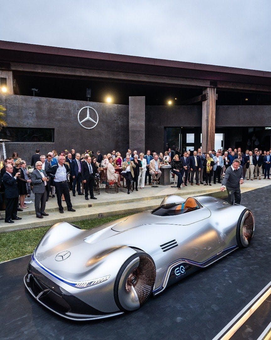 The Most Remarkable Concept Cars Of 2018 Serve Up The Taste Of Future Concept Cars Expensive Sports Cars New Sports Cars